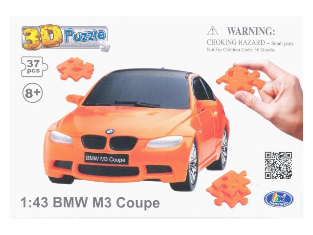 Сборная модель картон BMW M3 Coupe 57096