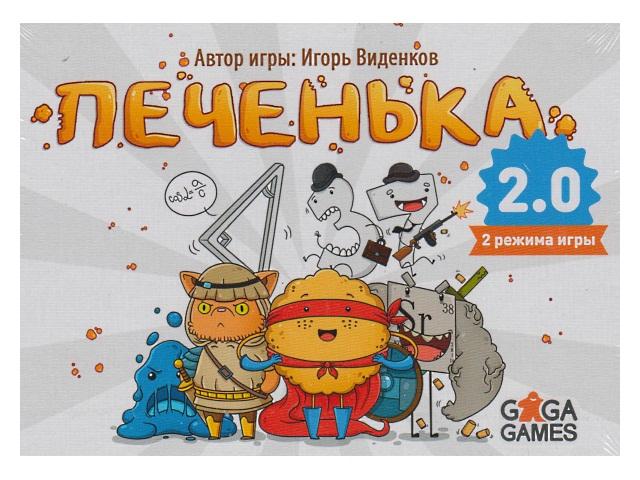 Настольная игра Печенька GG047