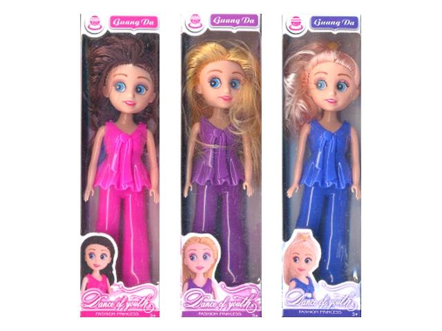 Кукла Dance of youth 16 см ассорти 514 171011-13