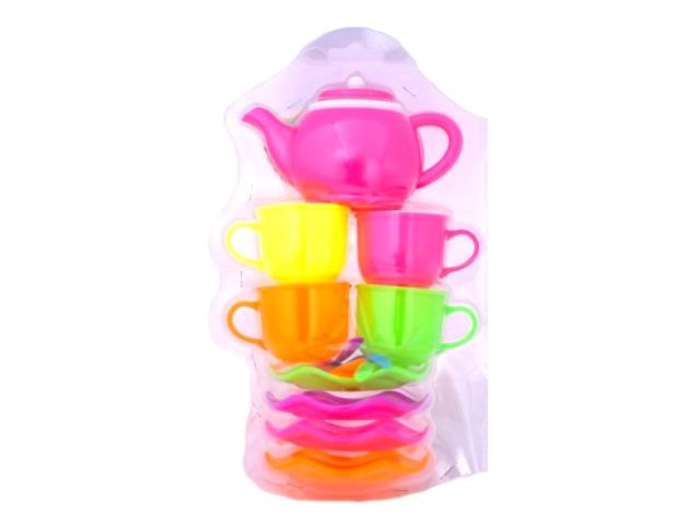 Посуда 13 предметов пластик My Toys Series 171016-6