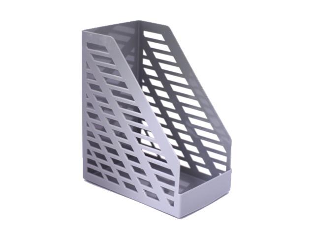 Лоток вертикальный 16см Стамм XXL серый ЛТ900