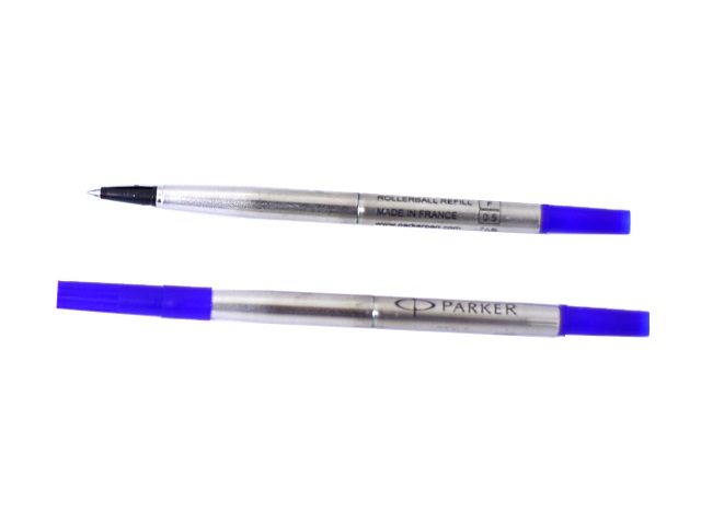 Стержень роллер Parker 115мм синий 0.5мм 1950279