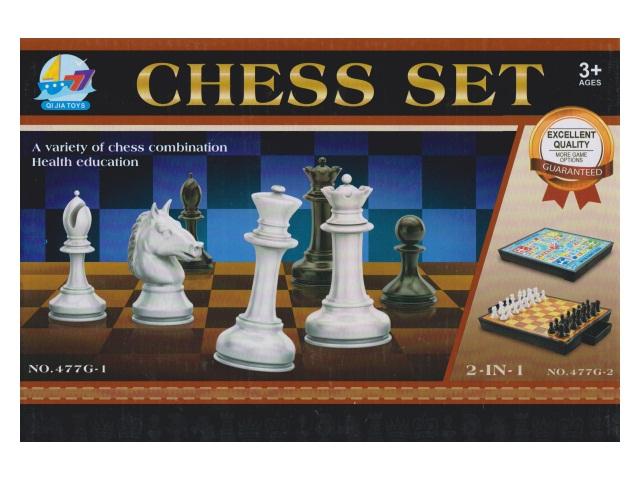Шахматы 477G-1