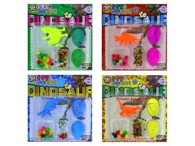 Набор растущих игрушек ассорти Dinosaur 2001/16