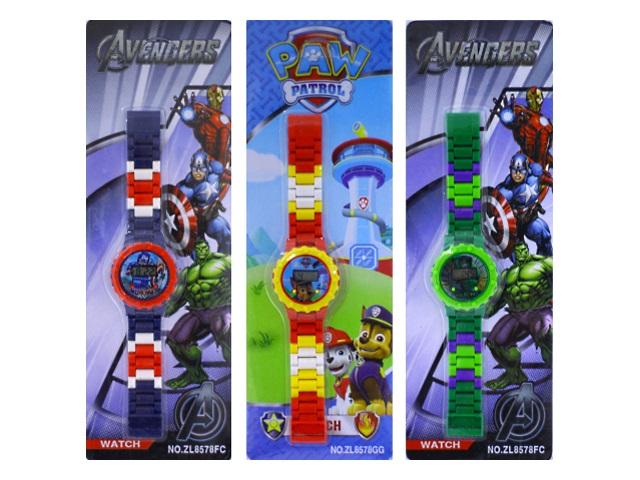Часы наручные Герои мультфильмов ZL8578GG
