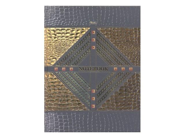 Тетрадь А5 тв/обложка  80л Gold Style 3D 80ББ5лофлВ1_17400