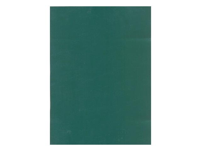Тетрадь А4  96л бумвинил зеленая Hatber 96Т4бвC3