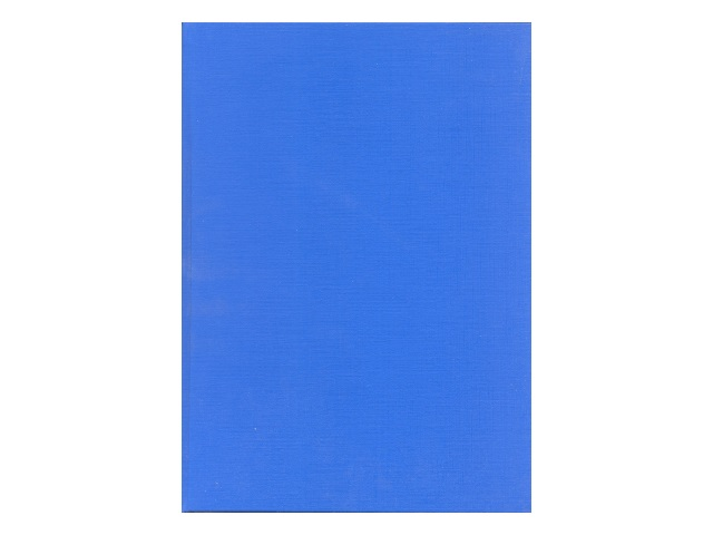 Книга канцелярская  96л тв/обложка бумвинил синяя 96ББ4бвВ1