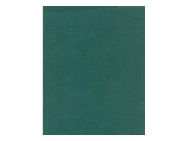 Тетрадь  96 л  #  бумвинил зеленая 96Т5бвB1