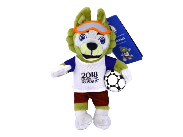 Волк Забивака 21см FIFA-2018 Т11250