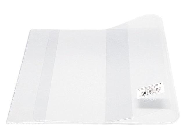 Обложка для учебников и тетрадей 120мкм 302*580 ПВХ универсальная 2145.1