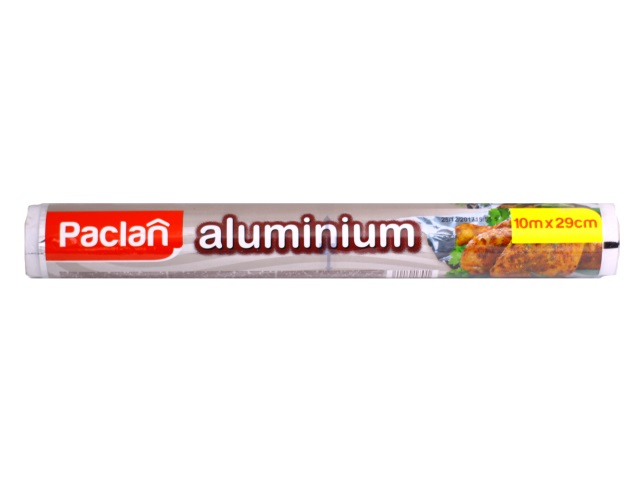 Фольга пищевая 29см*10м Paclan 513021