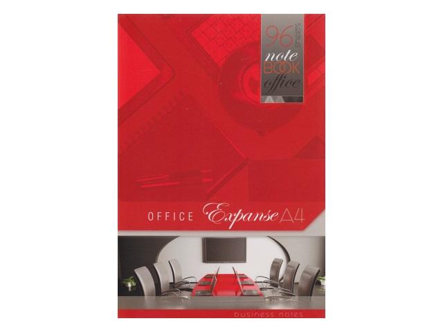 Книга канцелярская  96л Офисный стиль-19 96-3389