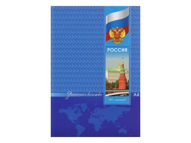 Книга канцелярская  96л Российский стиль-5 96-3392