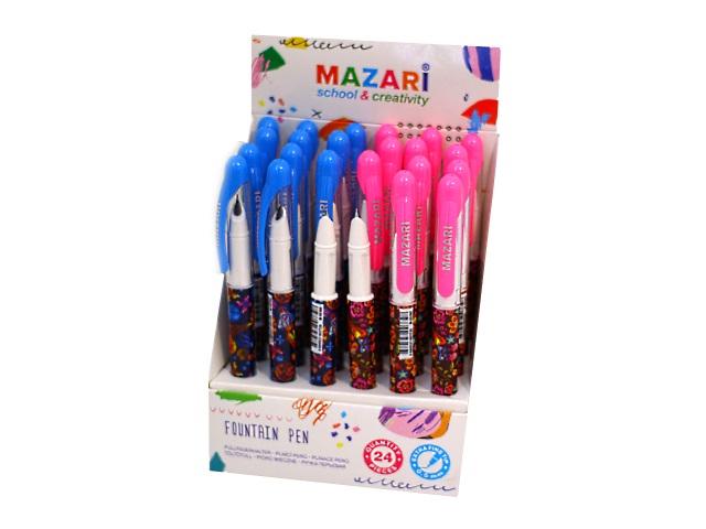 Ручка перьевая с конвертером Ferolly Mazari M-5519D
