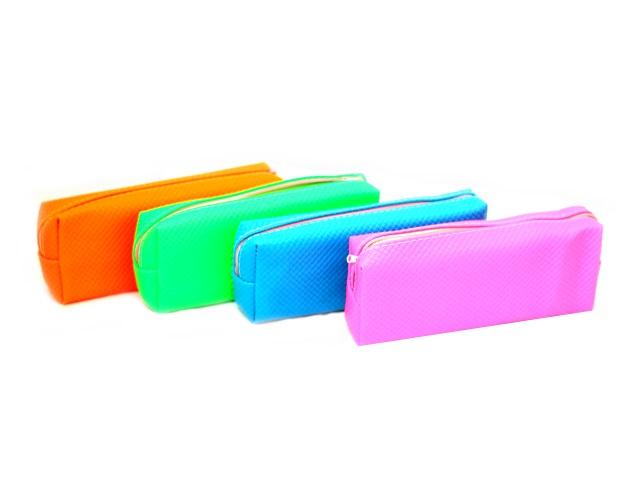 Пенал-косметичка цветной Basir МС-3965