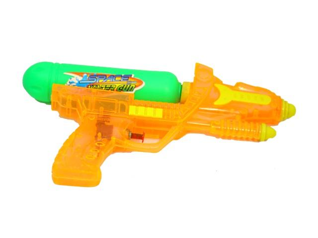 Водяной пистолет- 7 26см Рыжий кот НС104984