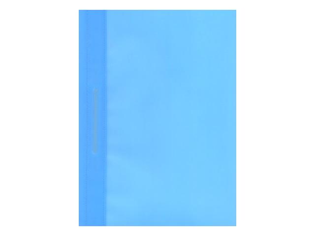 Скоросшиватель А4  голубой матовый Kanzfile ПС-110