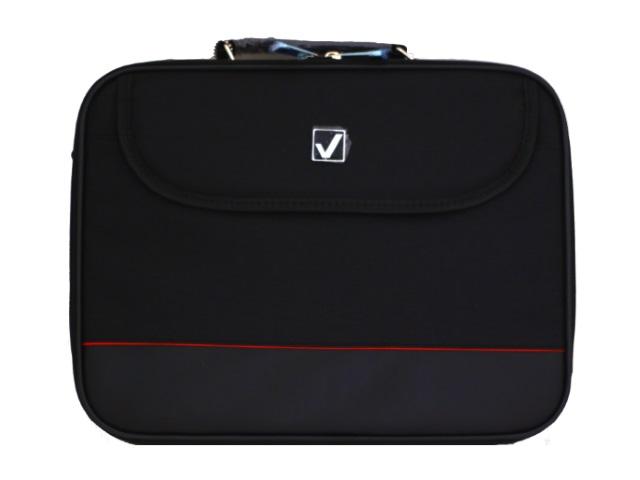 Сумка деловая с отделением для ноутбука с ремнем через плечо Profi Brauberg 240440