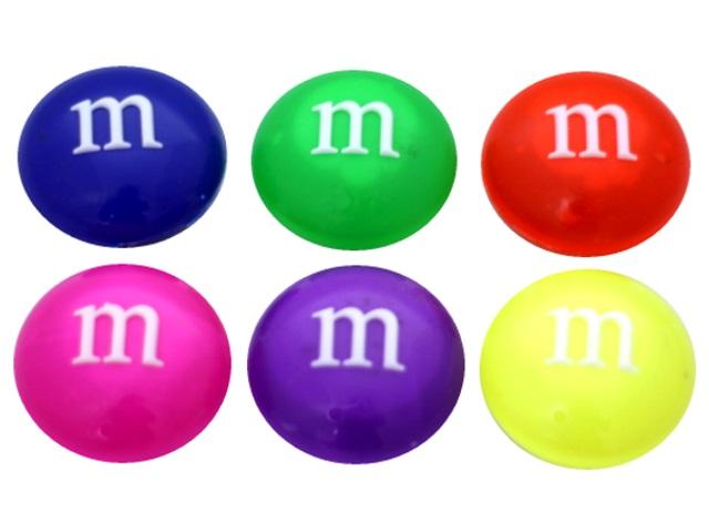 Жвачка для рук M&M мега