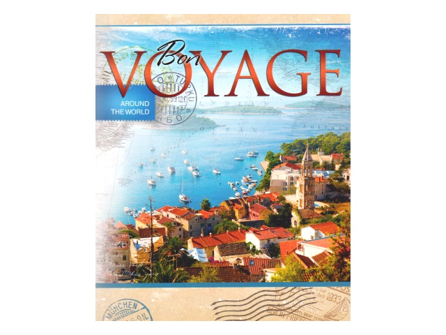 Тетрадь 48л клетка Voyage WM 002000200