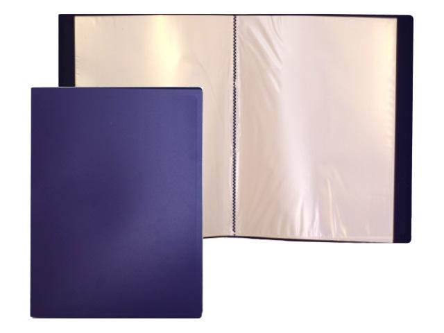 Папка с файлами  40ф А4 WM цветная 056001100
