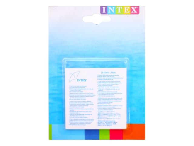 Ремкомплект Intex латки 6 шт. 59631