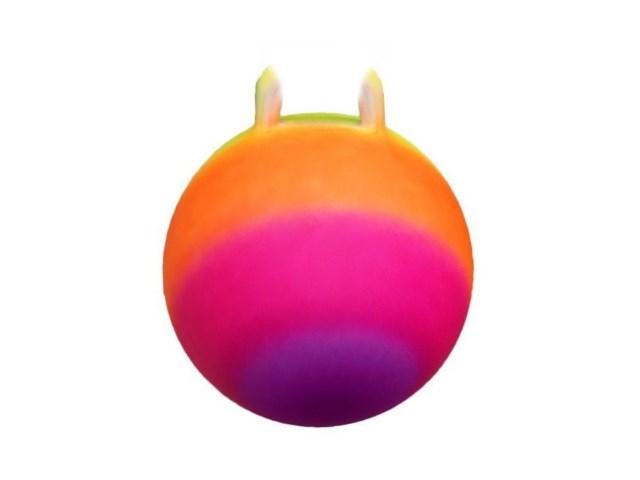 Мяч-прыгун 45 см Радужный ассорти 635150