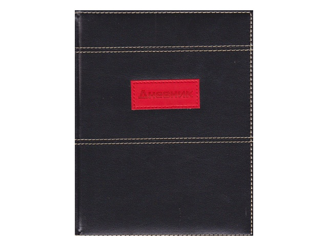 Дневник 1-11кл кожзам Red plate DeVente 2021752
