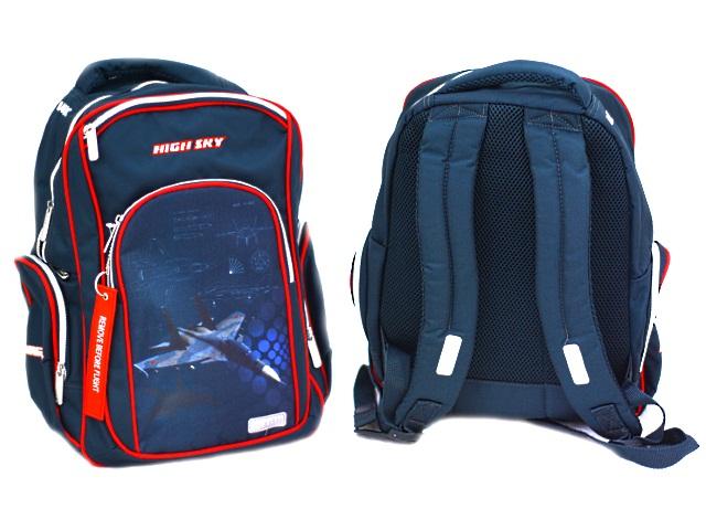 Рюкзак Basic High Sky 600г 38*32*18см DeVente 7033807