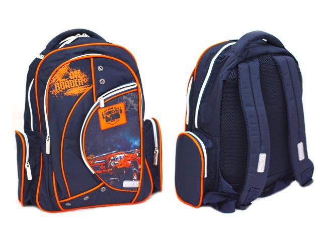 Рюкзак Basic Offloader 600г 38*32*18см DeVente 7033809