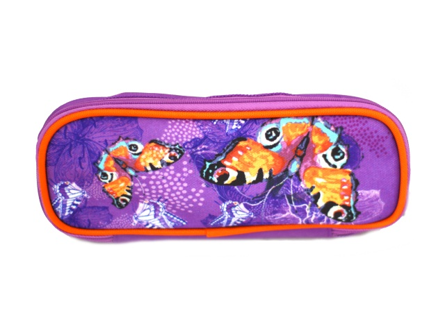 Пенал-косметичка Butterfly DeVente 7023711