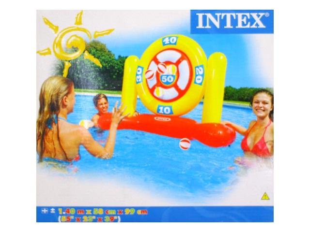 Игрушка надувная 140*58*99см Дартс Intex 56509