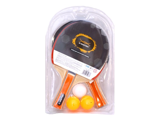 Теннисный набор 5 предметов X-Match 635063