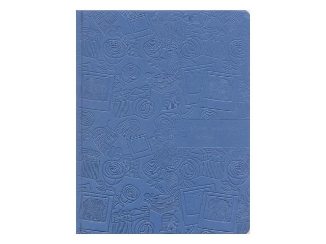 Дневник 1-11кл кожзам Фотографии сов синий Prof Press Д48-1820