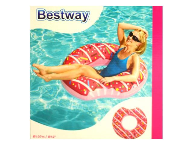 Круг Bestway 107см Вкусное пирожное 200101150