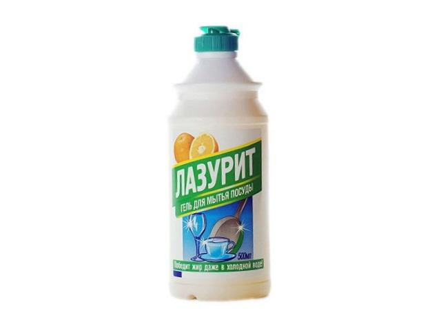 Гель для мытья посуды 500 мл Лазурит Грейпфрут Аист