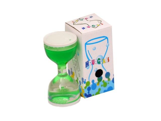Игрушка антистресс Водяные часы Mazari М-4482