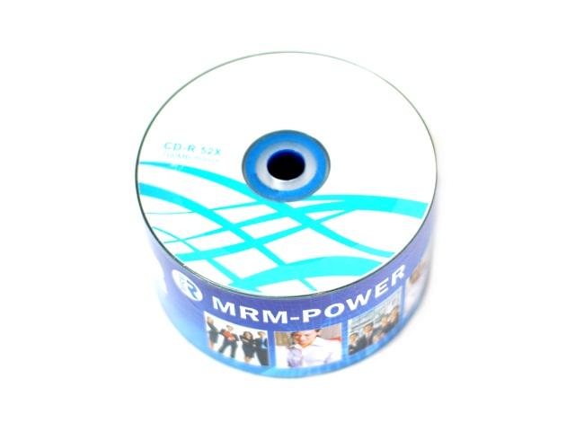Диск CD-R MRM-Power Bulk 50шт 700Mb 52х