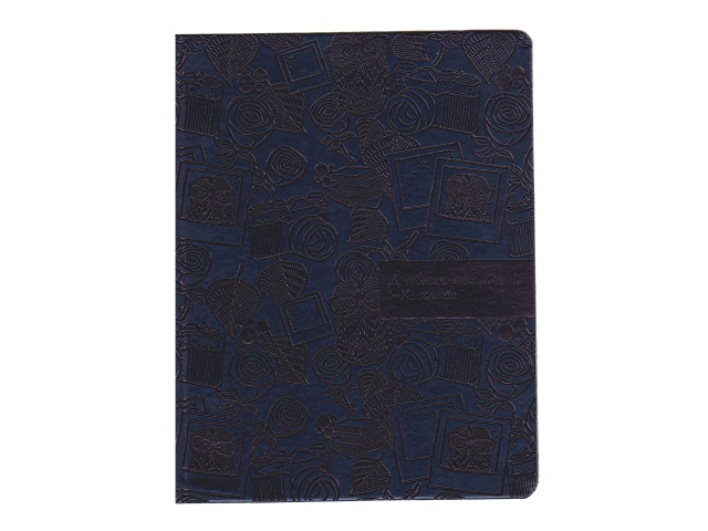 Дневник 1-11кл кожзам Фотографии сов черный Prof Press Д48-1819