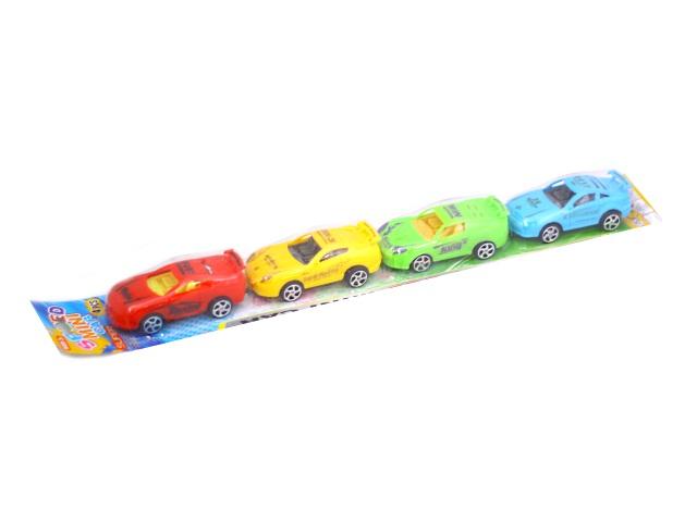 Набор машин  4 шт. Mini Car 551-552