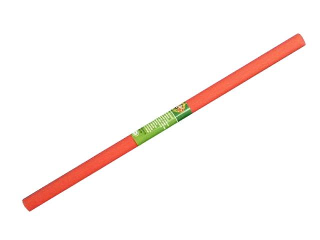 Гофробумага KIN темно-оранжевая 50*200 см 30 мкм 9755-12
