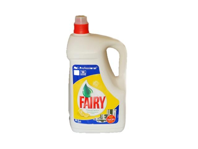 Моющее средство  5 л Сочный лимон Fairy