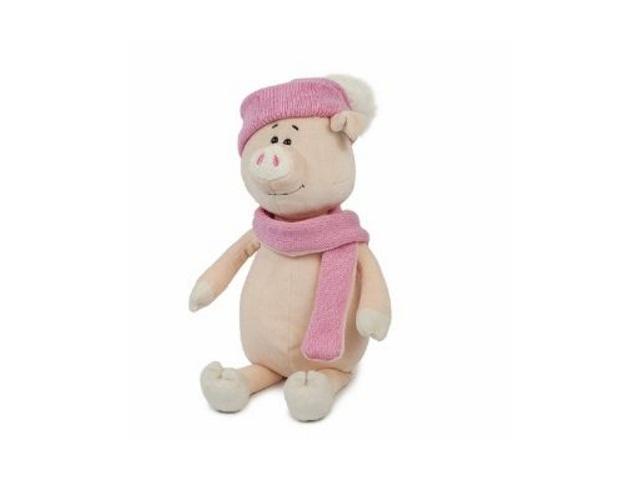 Мягкая игрушка Свинка Глаша 22 см MT-MRT031804-22