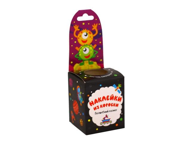 Наклейки из коробки Волшебный космос Vladi Toys HG02-02