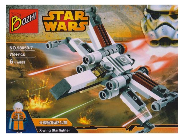 Конструктор  71-84 деталей Star Wars Bozhi 98059