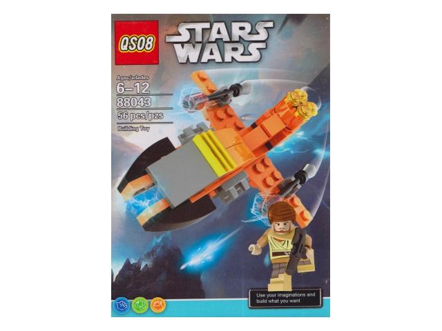 Конструктор  56 деталей Star Wars QS08 88043