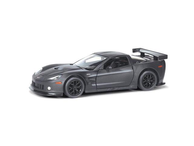 Машина инерционная  7 см Chevrolet Corvette C6-R глянцевая Автодрайв И-1179
