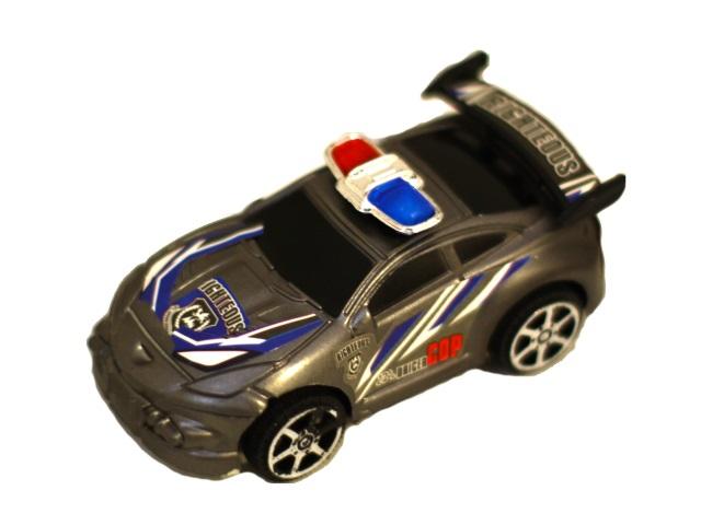 Машина инерционная  9 см Полицейская бригада 1488156