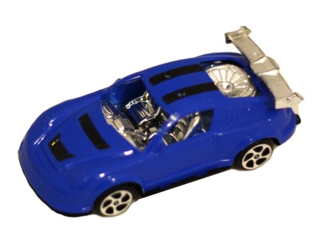 Машина инерционная 10 см Спорткар 1566344